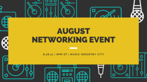 August Networking Event