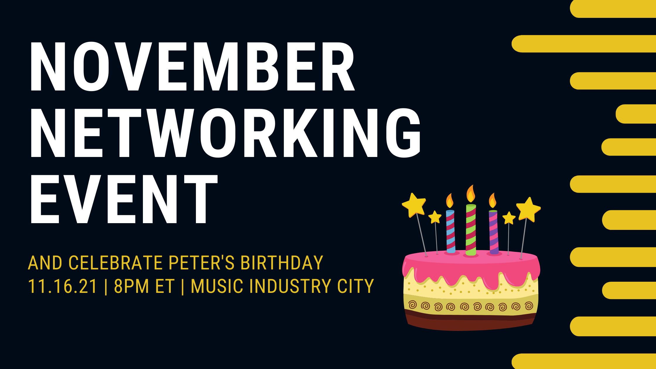 November Networking Event